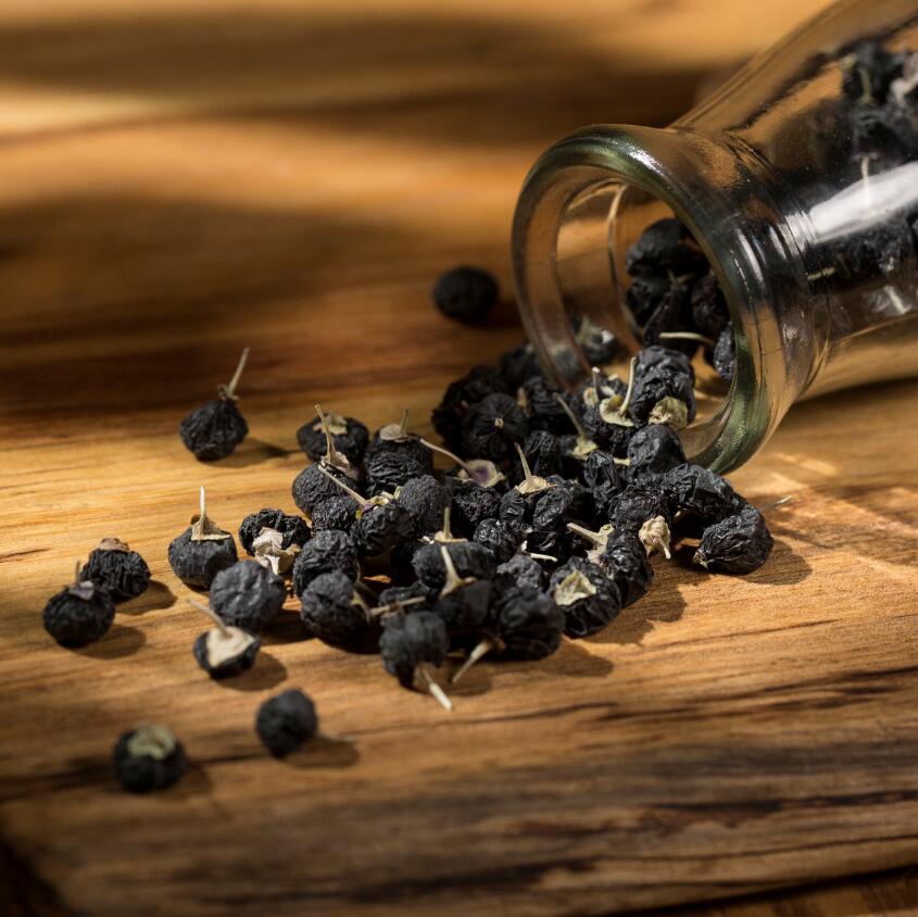 Black goji berries 23
