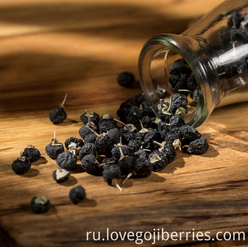 Black goji berries 23