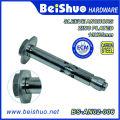Galvanized Sleeve Anchor with Hex Nut/Anchor Bolt /Sleeve Anchor