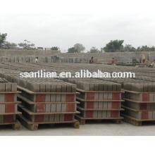 Машина цементного блока