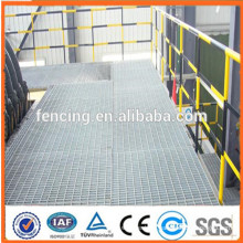 High Quality Welded steel grating used as floor/platform (factory)