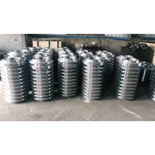 ANSI WN SCH80 Q235 Forged Steel Flange
