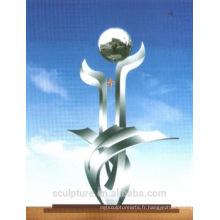 2016 Nouveau représentant de la statue urbaine de haute qualité de la sculpture