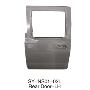 Nissan D22 rear door