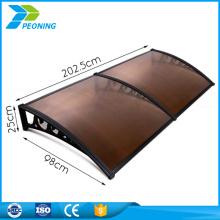 Hot sale eco-friendly 4mm polycarbonate cut sheets pc embossed Sheet Tarp Polycarbonate Sheets Dublin