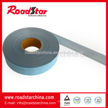 Fire resistant material reflective heat transfer film