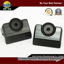 Produção eletrônica plástica fazendo à máquina personalizada do componente do CNC