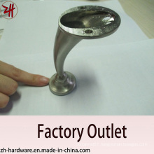 Factory Direct Sale Chrome Plated Zinc Furniture & Sofa Legs (ZH-8060)