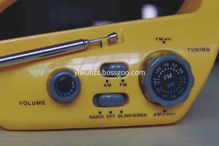 Two-band radio