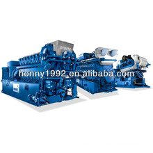 400kW-100MW MWM Germany Brand Oil Field Gas Generator