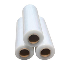 LLDPE Wrap Roll High Quality Transparent Plastic Packing Stretch Film