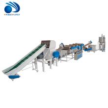 Máquina de pelotização de composição plástica dobro do pvc para a venda