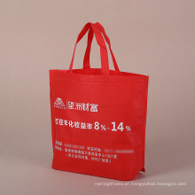 Saco de compras não tecido do terno feito-à-medida do fornecedor direto da fábrica