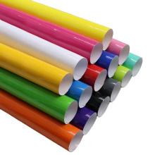 Papel adhesivo de vinilo de corte de color