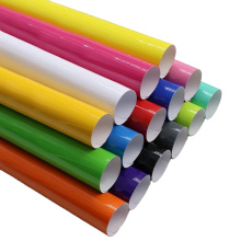 Farbschneiden von Vinyl-Aufkleberpapier