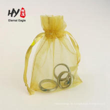 Tissue-Organza-Kordelzug-Stoffverpackungsbeutel