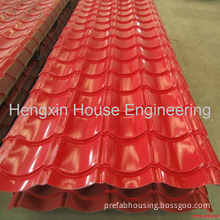 Color Steel Glazed Tile