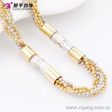Neckalce мода многоцветный бисера Xuping для женщин в экологических медно-42671