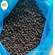 Bulk wholesale distrite supplier IQF Frozen blackcurrant