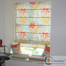Home Mode farbig gedruckt Fenster römischen blind, römischen Schatten