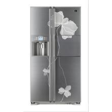 Feuille d'acier VCM pour panneau de porte de réfrigérateur