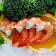 HL002 Congelado camarão vannamei competitivo hoso