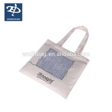 Leinwand Stoff gedruckt Einkaufs Münztüte für Frauen