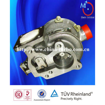 Turbocharger for RHB5