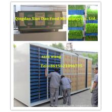 Tierfutter Wachsende Ausrüstung / Weizen-Sämaschine / + 8615621096735