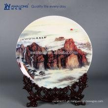 Hot Sale alta qualidade de personalização Fine Porcelain Home decoração, Petrifired Ceramic Home Decor