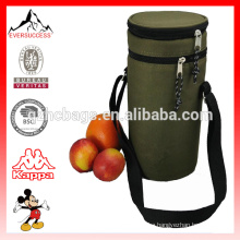 Outdoor portable cooler bottle bag holder Wine bottle cooler bag