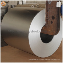 ASTM, GB, JIS Standard Prime Hot Dipped Galvanisierte Stahlspule mit hoher Dimensionsgenauigkeit