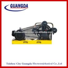 Compressor de ar de painel / máquina