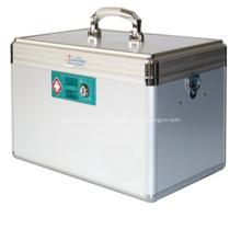 Trousse de premiers soins Boîte de premiers soins médicaux vide
