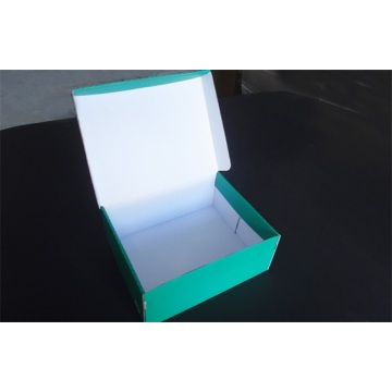Leather shoes packaging box with Customized logo