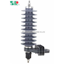 27kv High Voltage Lightning Polymer Surge Arresters (IEC Standard)