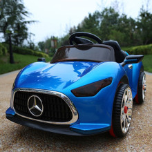 Mercedes-Benz Kids Electric Car, Ride on Car, Electric Toys