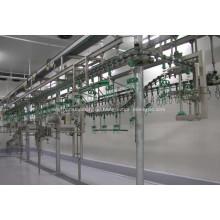 Automatisches Hühnerzerlegungssystem