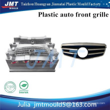 Huangyan car front grille high quality and high precision plastic injection mold manufacturer with p20 steel