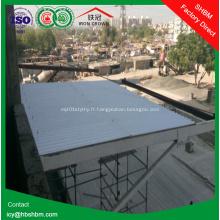 Feuille de toiture anti-acide et haute résistance Mgo