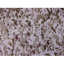Fy-DC21 600d Oxford Camouflage Numérique Impression Tissu en Polyester