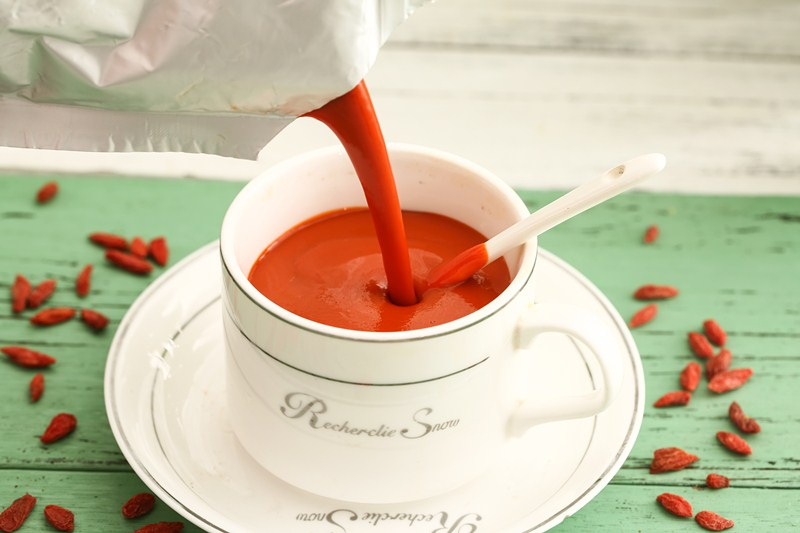 Organic goji berry juice concentrate(36%)