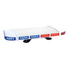 LED barra de luz Mini policía proyecto ADVERTENCIA (Ltd - 510L 14)