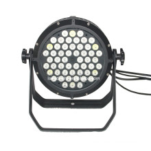 Factory price 54x3w rgbw led par 64 water-proof