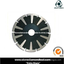 "Turbo Klindex Diamond 5"" Granite and Marble Cutting Disc"