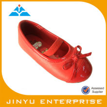 Hot Red Snug bb Shoes