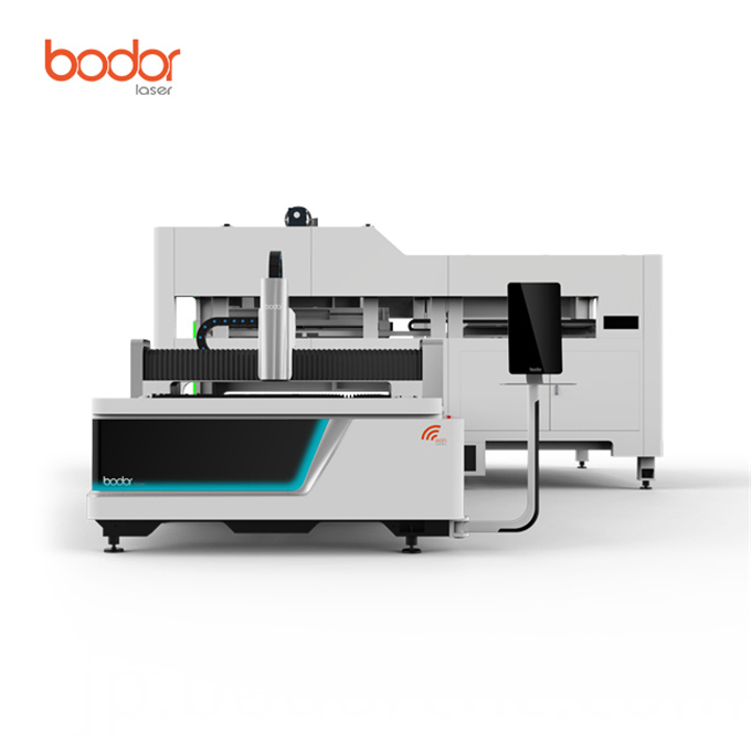 Factory supply 2kw fiber laser cutting machine