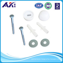 Toliet Closet Screw with Anchors and Washers
