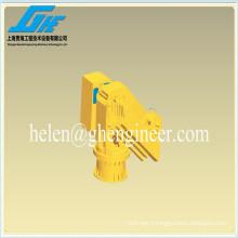 25 ton Hydraulic Knuckle Boom Port Marine Crane