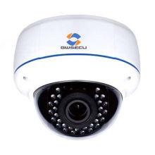 IP Security Network Dome Camera, 1.3 Megapixel Waterproof and Vandal-proof IK10